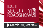 IDC Security Roadshow 2008